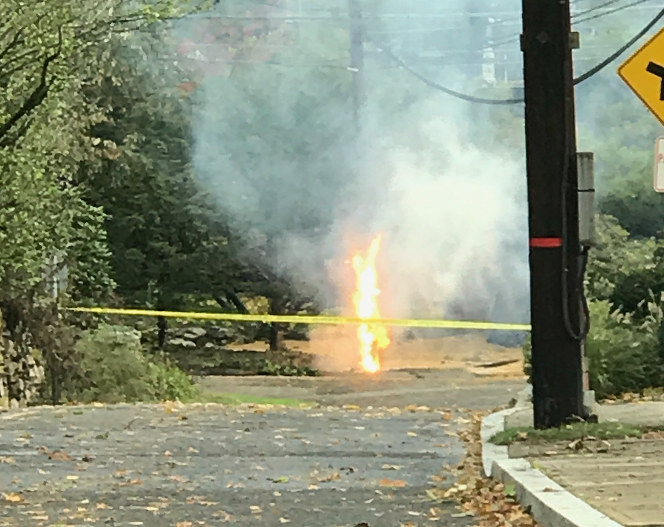 Quarter of New Canaan without power