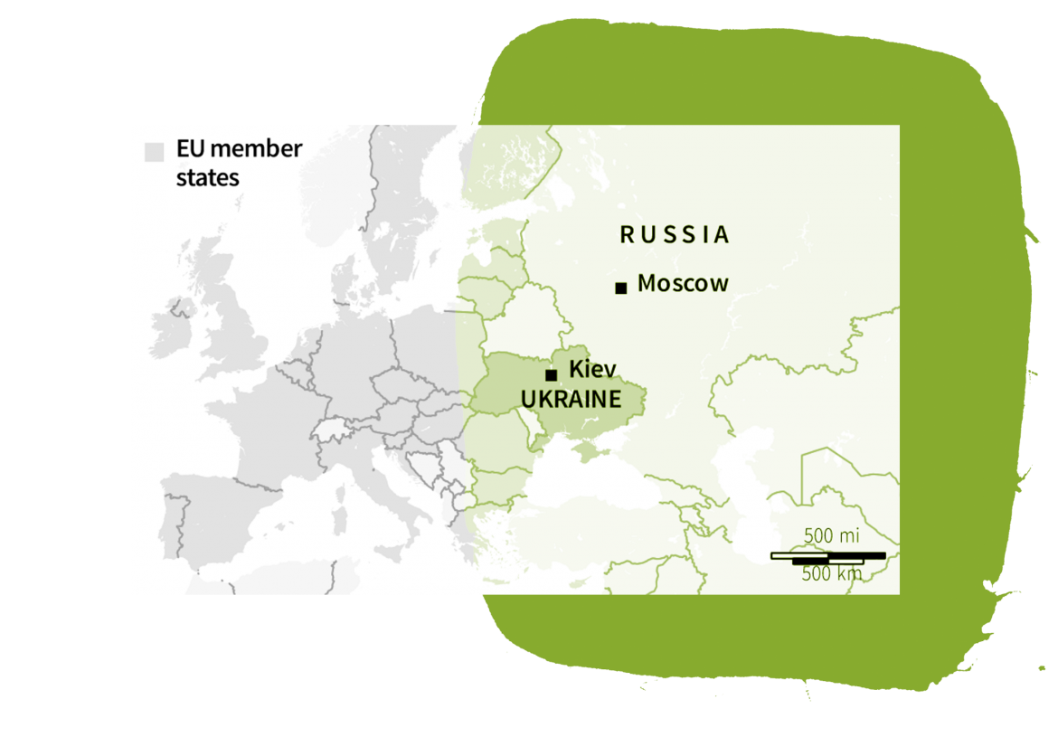 geopolitical landscape of ukraine Media coverage of the on-going ukraine crisis regularly refers to geopolitics whilst the term is often misused as a synonym for geography, and the theoretical background almost entirely ignored, it is apparent that the crisis in ukraine has a geopolitical level.