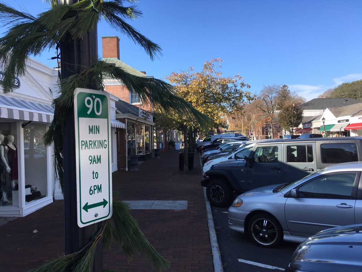 Selectmen Approve Contract To Bring New 2 Hour Parking Signs Downtown Canaan Time Limit Change Take Effect When Theyre In Place