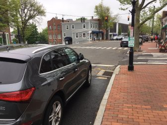 Parking Commission Votes 3-2 To Uphold $30 Ticket for New