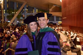 The Two of Us Are a Team': NCHS '09 Grads Balance Marriage