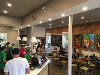 Long Time Coming Organika Kitchen Opens On Main Street Newcanaanite Com