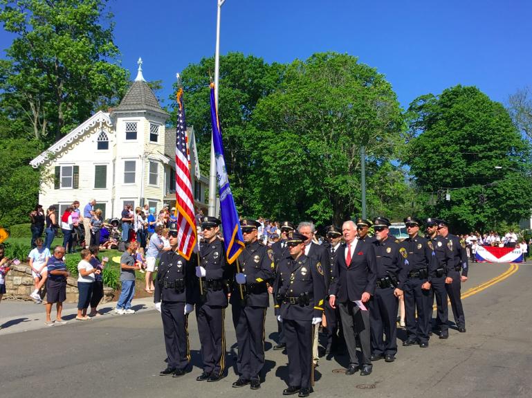 Photos Memorial Day Parade And Ceremony Newcanaanite Com