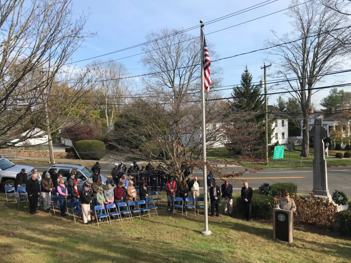 They Came Home To New Canaan Town Observes Veterans Day In
